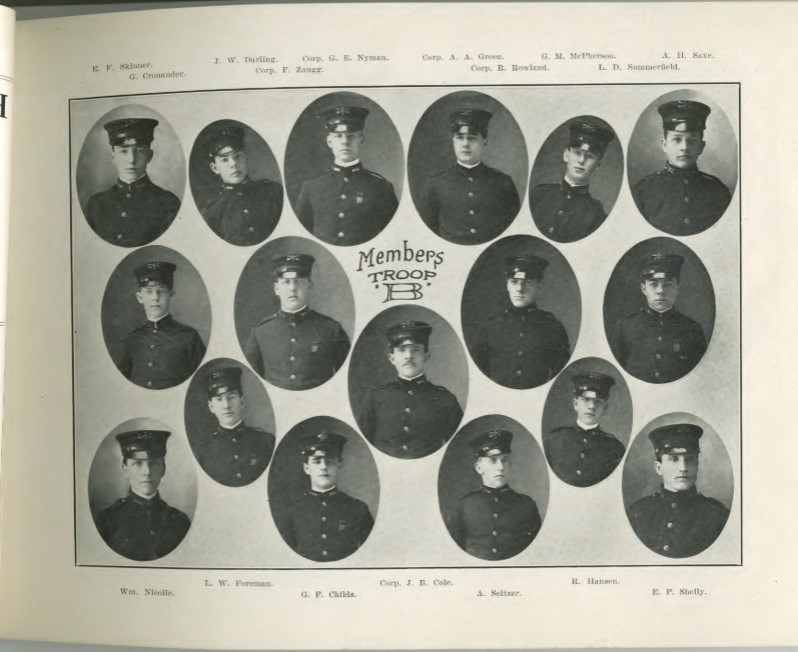 1909 Historical Review of the Tacoma Guardsman-49