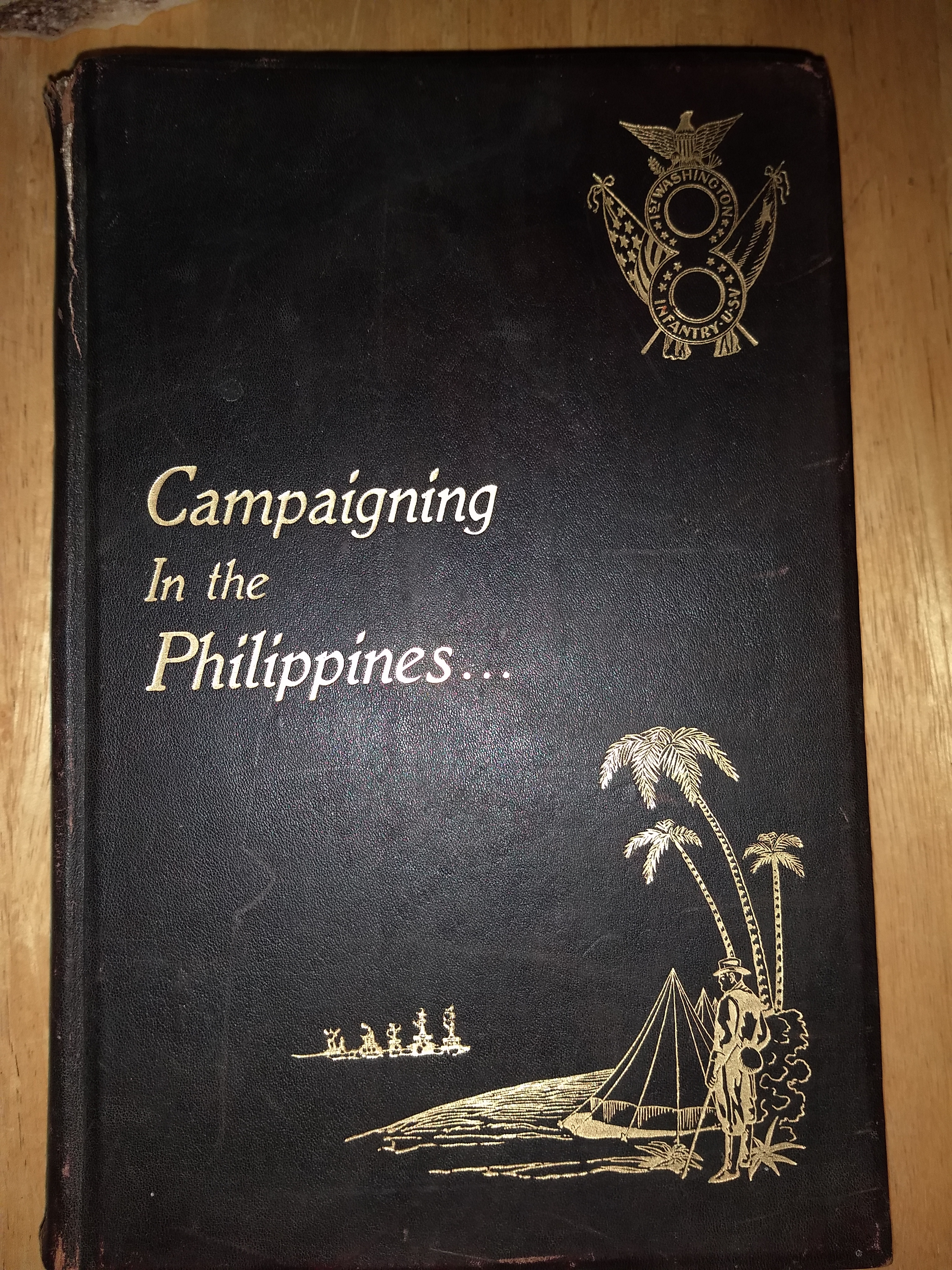 Campaigning in the Philippines